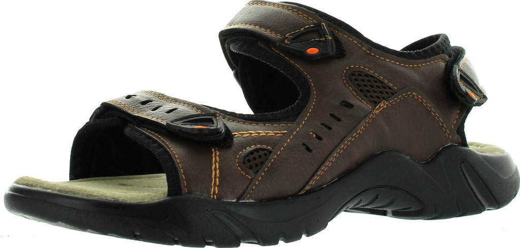 Gelato Mens 1502 Adventure Outdoors Casual Sandals