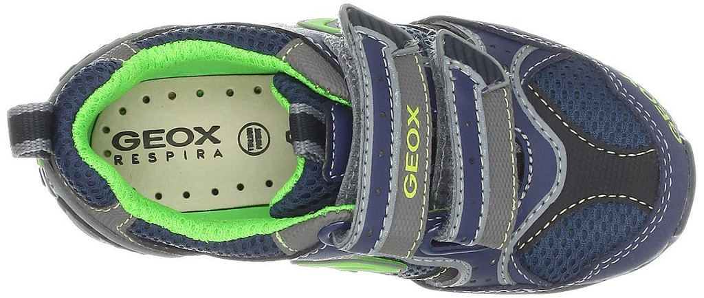 Geox Boys Aragon Casual Sneakers Shoes