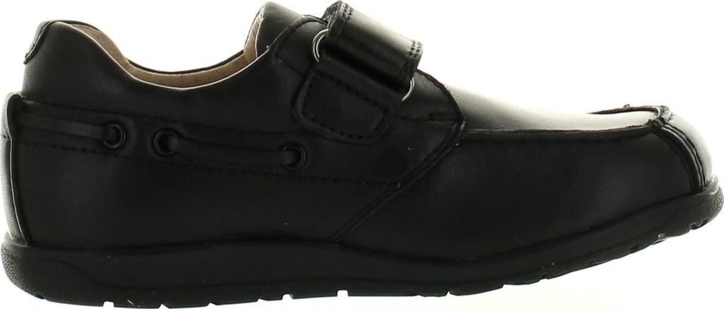 Biomecanics Boys Leather Single Strap Moccasin Dress Casual Shoes