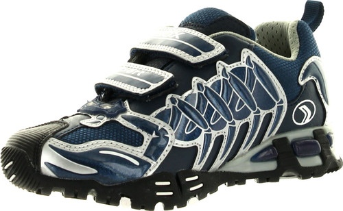 Geox Boys Eclipse A Fashion Light Up Sneakers