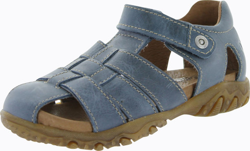 Naturino Boys Gene Casual Fisherman Protective Toe And Closed Back Sandals