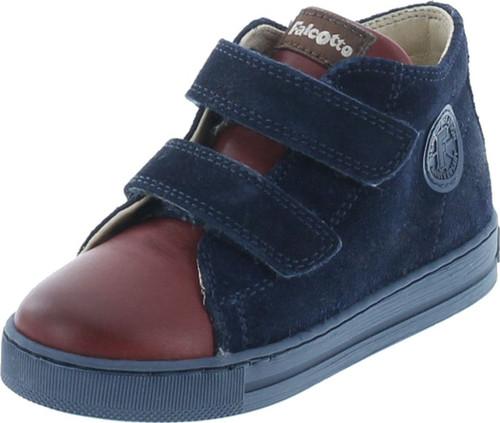 Falcotto Boys Michael Fashion High Top Adjustable Walking Shoes