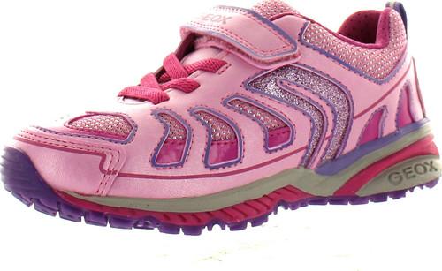 Geox Girls J Bernie Fashion Sneakers