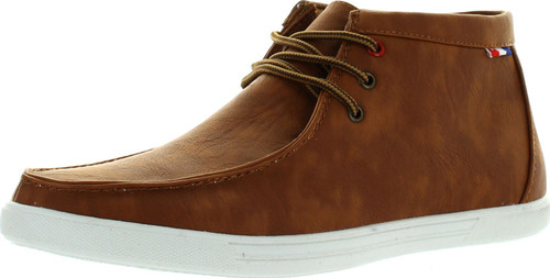Arider Billy-01 Mens Faux Leather High-Top Casual Shoes