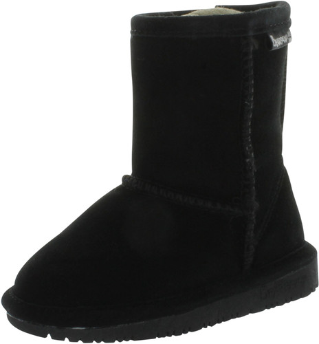 Bearpaw Girls Emma Youth 608 Suede Boots