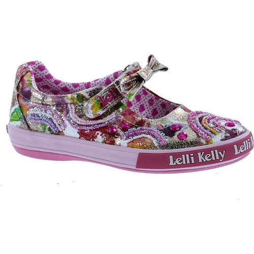 Lelli Kelly Kids Girls Lk9192 Fashion Mary Jane Flats Shoes