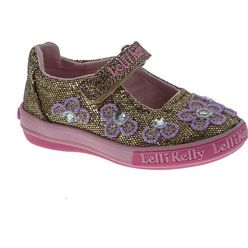 Lelli Kelly Kids Girls Lk1101 Fashion Mary Jane Flats Shoes