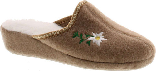 Sc Home Collection Womens 16817 Plush House Slippers Made In Europe