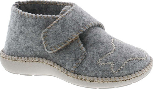 Sc Home Collection Kids 15517 Natural Wool Warm House Slippers Made In Europe
