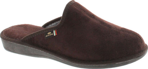 Sc Home Collection Men's 18617 Plush Comfort Warm House Slippers Made In Europe Great Gift Item
