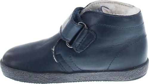 Naturino Girls 1216 Metallic First Walker Shoes