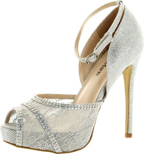 Bella Marie Womens Helena-20 Pumps Shoes
