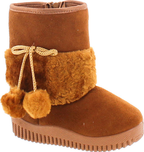 Diamond Girls 6105 Fashion Slipper Booties