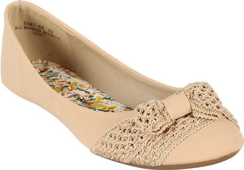 Bamboo Women Sami-56 Flats-Shoes