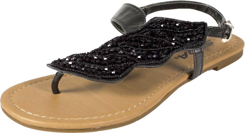 Soda Women Bower Sandals