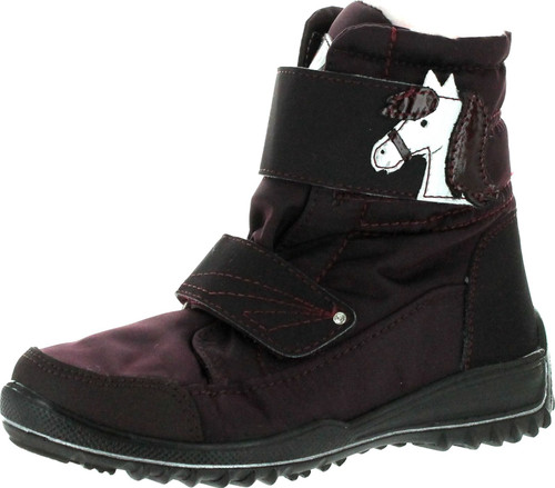 Ricosta Girls Garei Cute Pony Sympatex Waterproof Boots