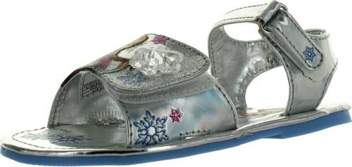 Disney Frozen Girls Let It Go Elsa And Anna Fashion Bejeweled Fashion Sandals