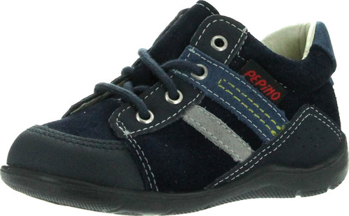 Ricosta Boys Asa First Walker Lace Up Booties