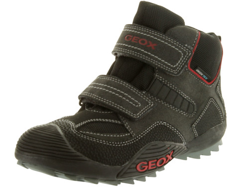 Geox Boys' Savagewpf Sneaker