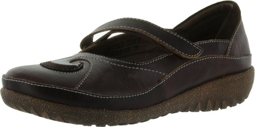 Spring Step Womens Kindle Mary Jane Flats Shoes