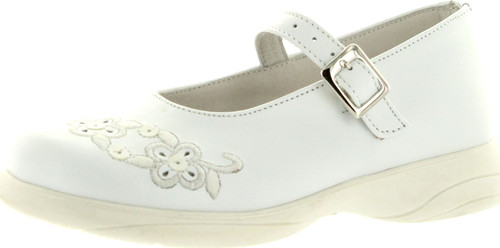 Baby-Candy Girls 1429 Mary Jane Dress Casual Mary Jane Flats Made In Italy