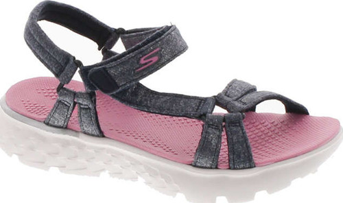 Skechers Girl's On The Go 400 Lil Radiance Sandals