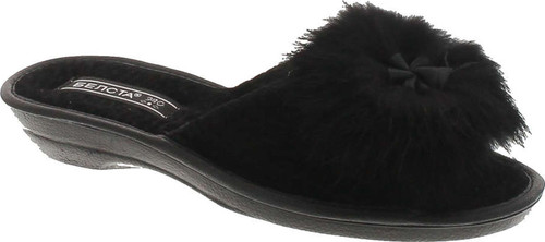Sc Home Collection Womens Fashion Fur Made In Europe Slippers
