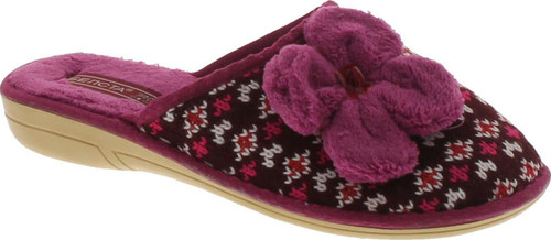 Sc Home Collection Womens Fashion Knitted Made In Europe Slippers