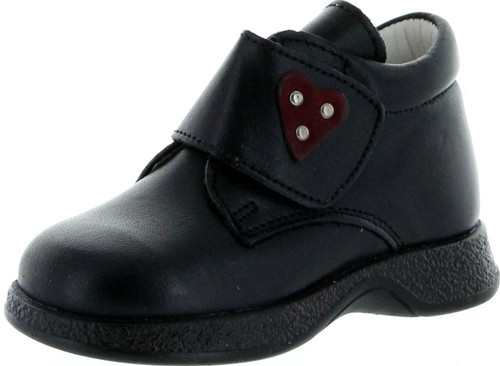 Elefantino 2840 Girls Little Walker Booties