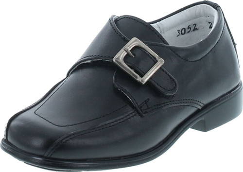 Ferrentino Boys Imported Leather Dress Shoes