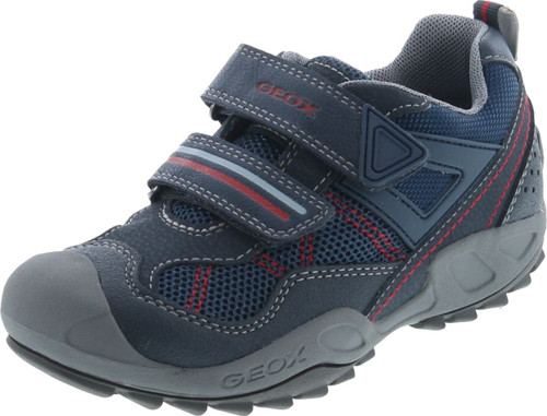 Geox Boys Junior Savage Fashion Sneakers