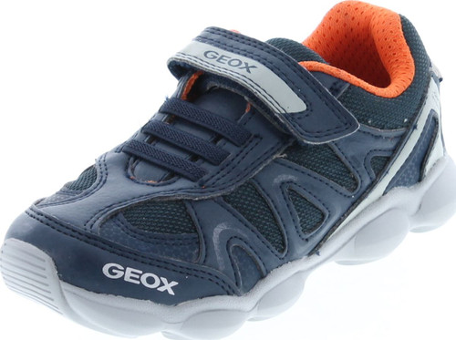Geox Boys Junior Munfrey Fashion Sneakers