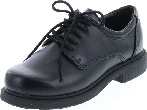 Hush Puppies Boys Dylan Lace Up Oxford School Shoes