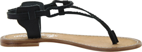Naughty Monkey Womens Roxanne Sandal