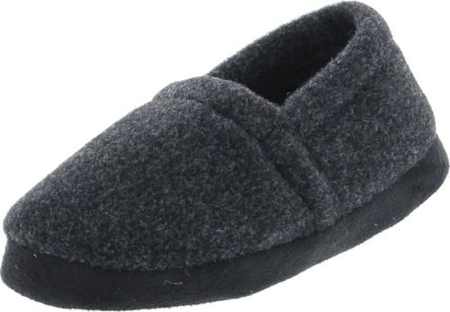 Static Footwear Kids Felt Slip On Warm House Slippers