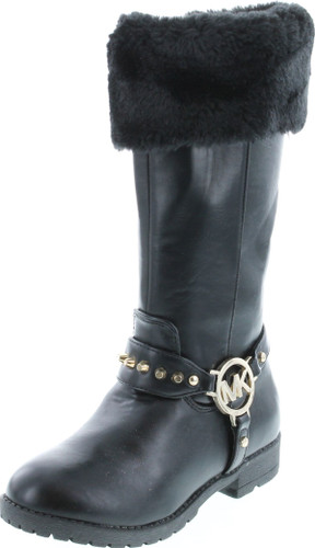 Michael Kors Girls Dhalia Hayden Fashion Boots
