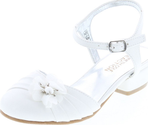 Kenneth Cole Reaction Girls Belle Flower Shoes