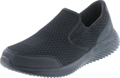 Skechers Bounder Vertville Mens Slip On Sneakers