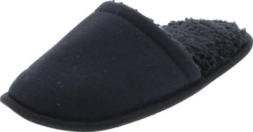 Static Footwear Kids Open Back Slip On Warm House Slippers