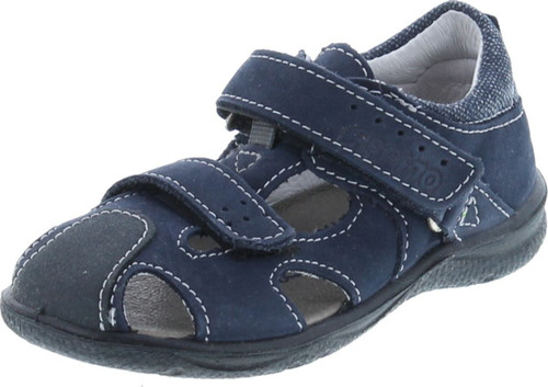 Ricosta Boys European Closed Toe And Back Adventure Casual Sandals