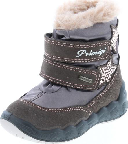 Primigi Girls High Top Waterproof Warm Winter Snow Boots