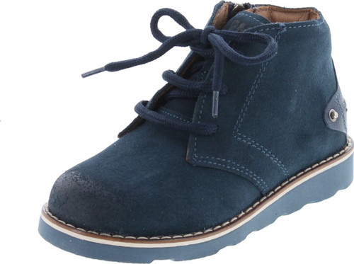 Primigi Boys 24231 Casual High Top Lace Up Casual Boots
