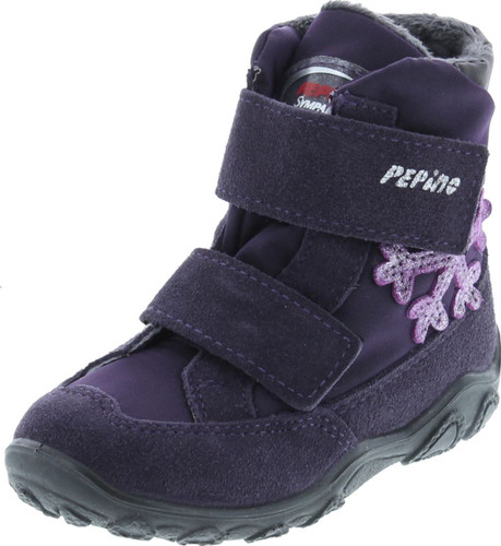 Ricosta Girls High Top Waterproof Winter Fashion Booties