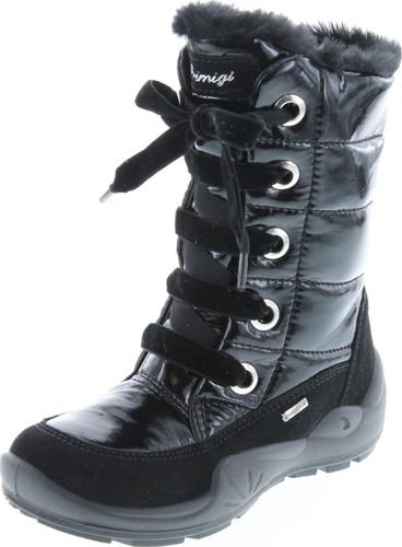 Primigi Girls Lace Up Fashion Waterproof Winter Boots