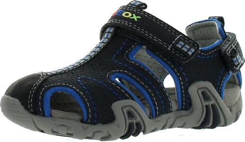 Geox Boys Kraze Fashion Athletic Fisherman Sandals