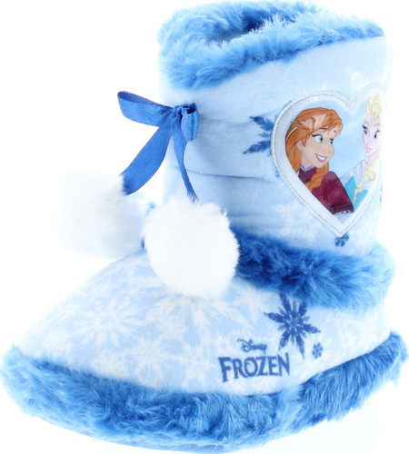 Disney Kids' Frozen Boot Slipper