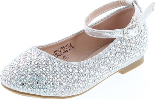 Blossom Girl Harper-Ii Fashion Dressy Flats Shoes