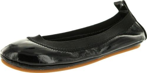 Yosi Samra Girls Foldable Ballet Flats Shoes