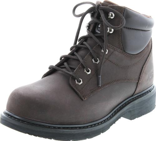 Skechers Work Bradcliff St Mens Steel Toe Boots