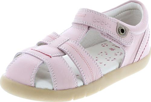 Bobux Girls Classic Leather Closed Toe Sandals